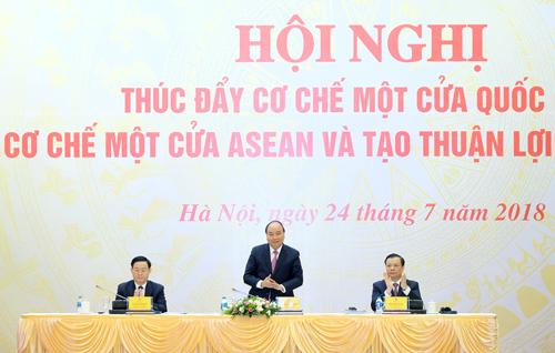 Thủ tướng chủ trì hội nghị thúc đẩy cơ chế ...