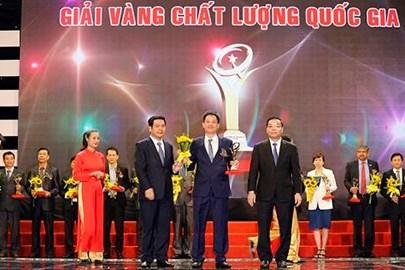 75 DN được tặng Giải thưởng Chất lượng Quốc gia