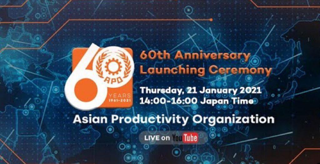 Lễ phát động kỷ niệm 60 năm thành lập Tổ chức Năng suất Châu Á