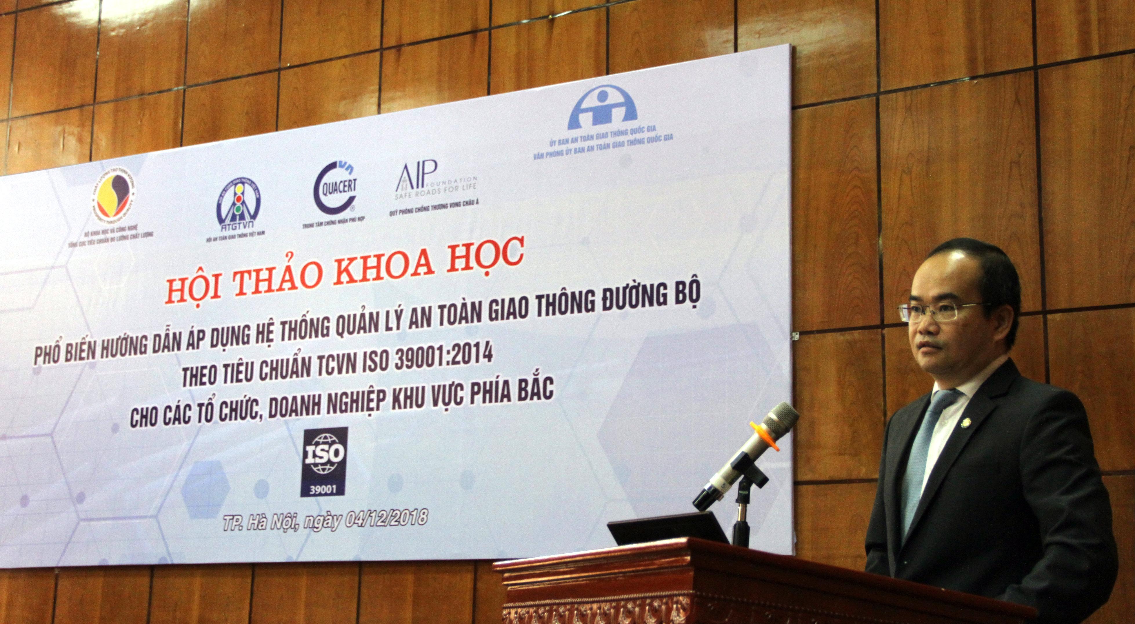 TCVN ISO 39001:2014: Giải pháp giảm thiểu tai nạn giao thông đường bộ tại Việt Nam