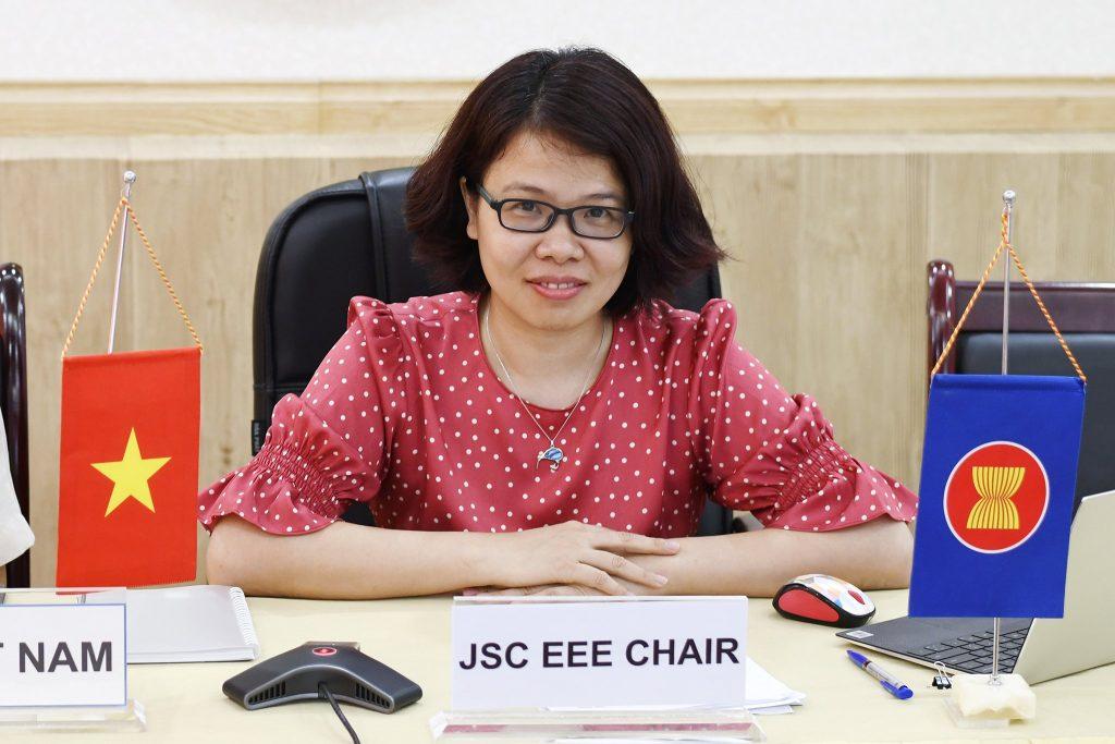 Việt Nam đảm nhiệm vai trò Chủ tịch Uỷ ban hỗn hợp chuyên ngành về điện điện tử của ACCSQ (JSC EEE)